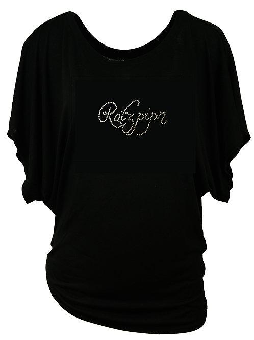 ROTZPIPN Trachtenshirt Fun Shirt