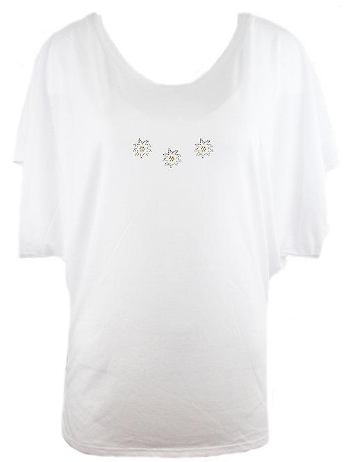 3 KLEINE EDELWEISS Trachtenshirt Fun Shirt