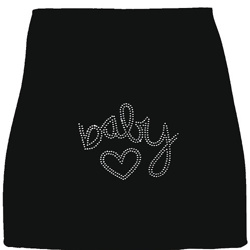 Bauchband BABY mit HERZ