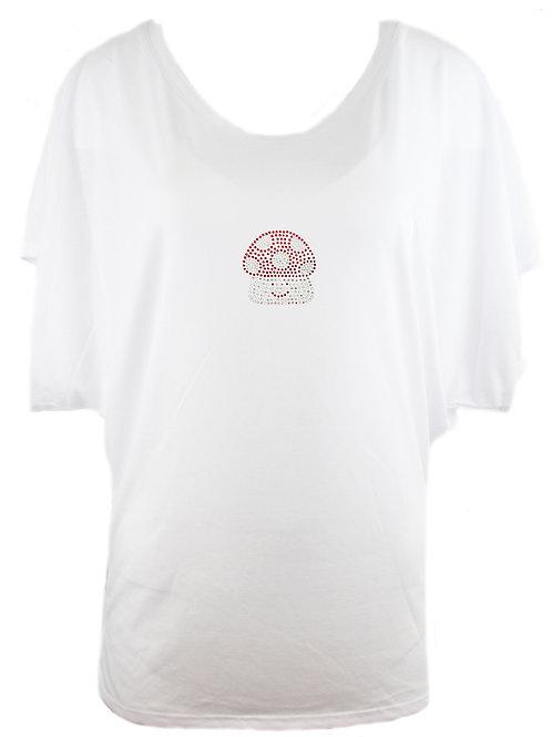 SCHWAMMERL Trachtenshirt Fun Shirt