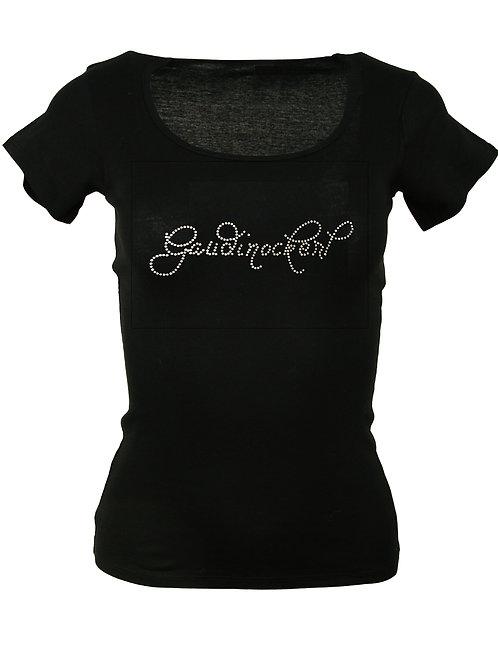 GAUDINOCKERL Trachtenshirt Fun Shirt