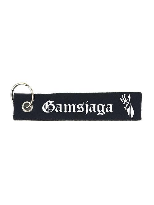 GAMSJAGA Schlüsselanhänger - Filz Schlüsselbänder