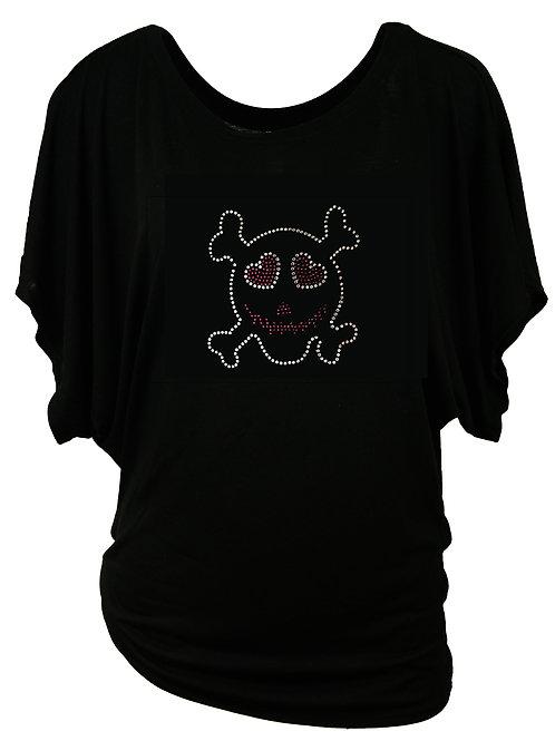 TOTENKOPF SKULL  Fun Shirt