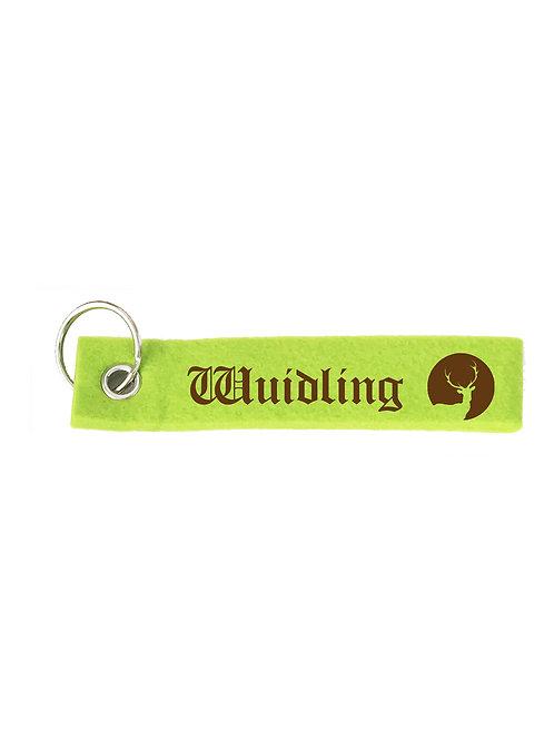 WUIDLING Schlüsselanhänger - Filz Schlüsselbänder