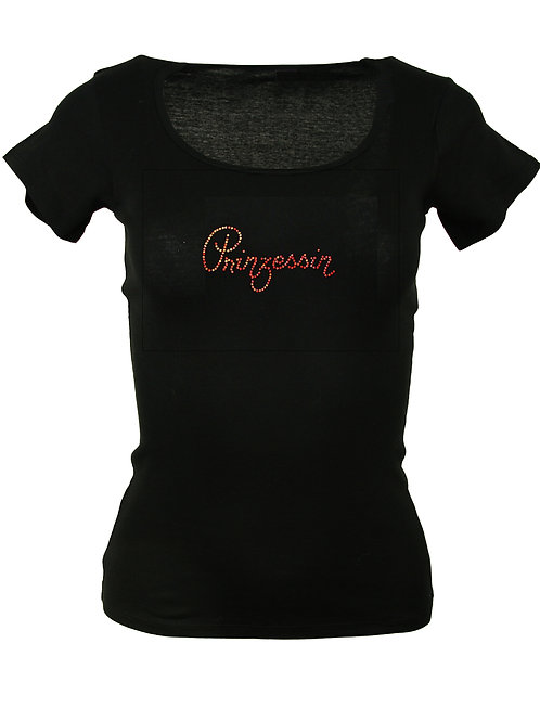 PRINZESSIN  Trachtenshirt Fun Shirt