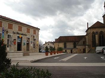 Saint-amour mairie