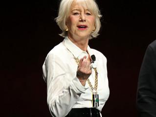 Mensaje del Día Mundial del Teatro 2021 por Helen Mirren