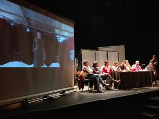 Grupo de teatro escolar comunitario: El hilo de Ariadna