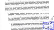 Carta a Gaby Marí