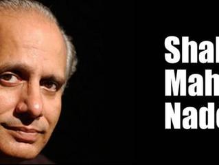 Mensaje del Día Mundial del Teatro 2020 por Shahid Mahmood Nadeem.