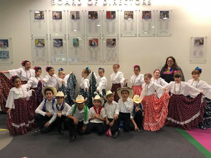 Folklorico Wednesday/Miercoles