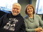 Larry Buchanan and Susan Clark Sacharnos