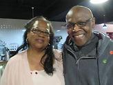 Charlotte Arnold Lee and husband Hermes