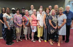PTHS Planning Committee July 11, 2018 Meeting