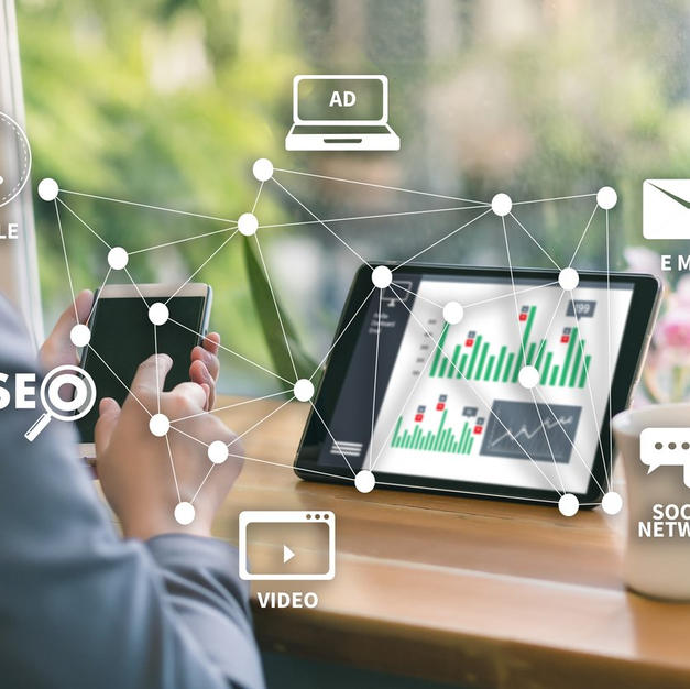 Innovation and trends in digital marketing