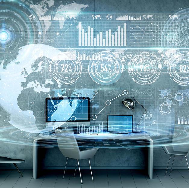 Digitalization and Workplace Transformation