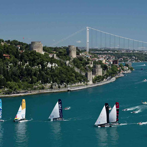 Sailing through Bosphorus with your disruptive venture