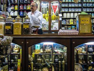 Bazar Egipcio o de las especies
