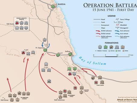 First Gameplay Video - Operation Battleaxe