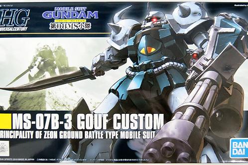 MS-07B-3 Gouf Custom- Gunpla