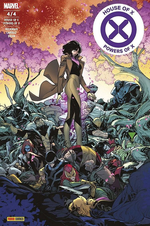 House of X / Power Of X - Tome 4