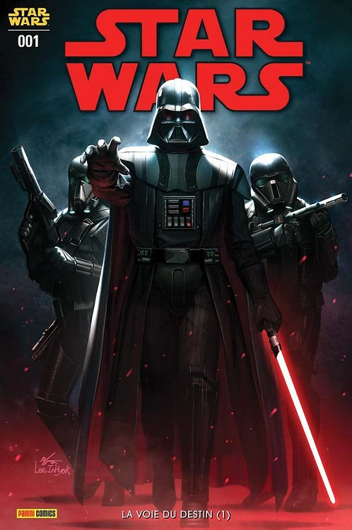 Star Wars La Voie Du Destin - Trade Paperback
