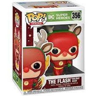 The Flash Holiday Dash - Funko Pop 356 DC