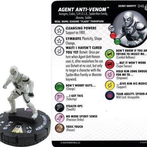 Agent Anti-Venom #046