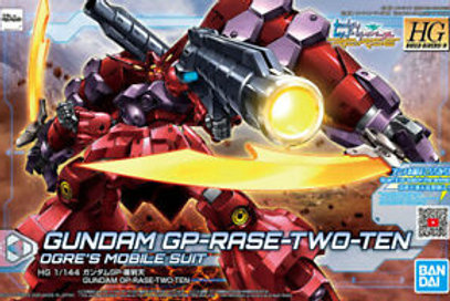 Gundam GP-Rase-Two-Ten  - RE:RISE - Gunpla