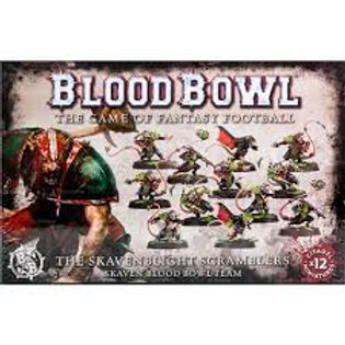 Blood Bowl - The Skavenblight Scramblers
