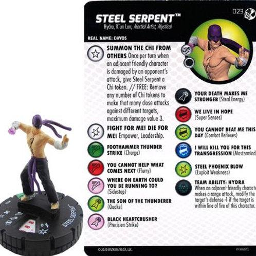Steel Serpent #023