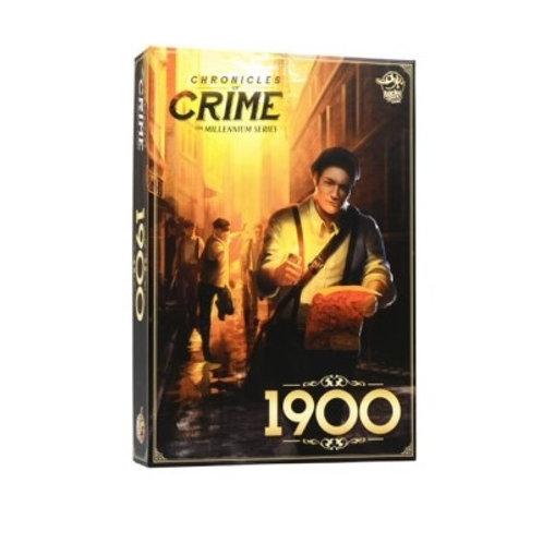 1900 (FR) - Chronicles of Crime