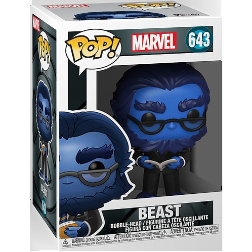 Beast - Funko Pop 643 Marvel