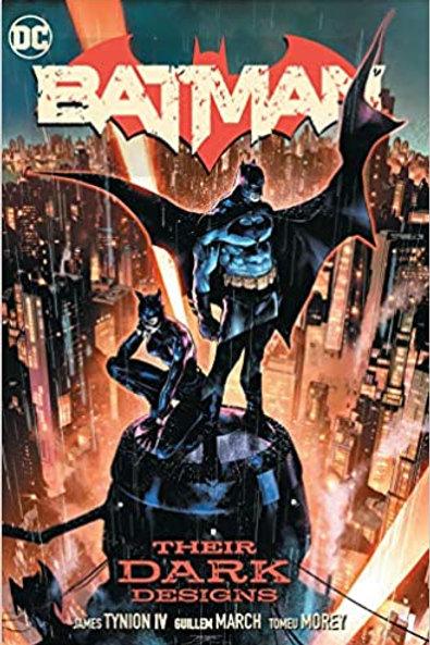 Batman Vol. 1: Their Dark Designs - Hardcover