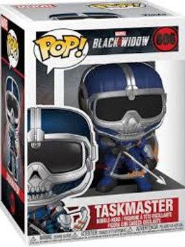 Taskmaster - Funko Pop 606 Marvel Black Widow
