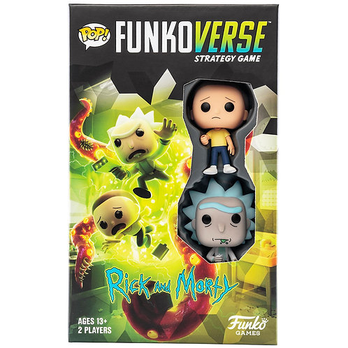 Funkoverse - Rick and Morty 100