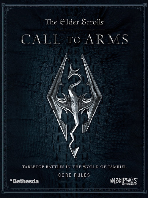 The Elder Scroll, Call to Arms Core Rules