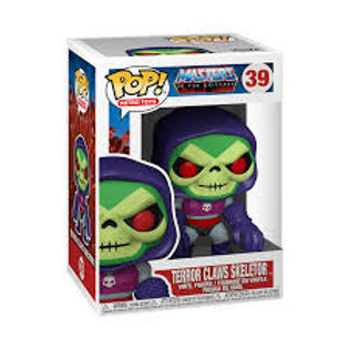 Terror Claws Skeletor - Funko Pop 39 Master Of The Universe