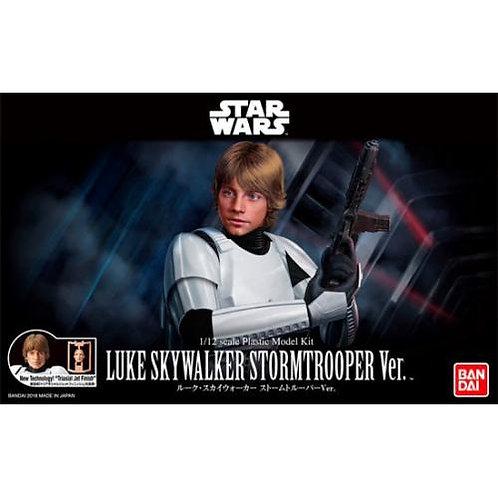 Luke Skywalker Stormtrooper Ver. - Star Wars - Gunpla
