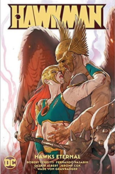 Hawkman Vol. 4: Hawks Eternal - Trade Paperback