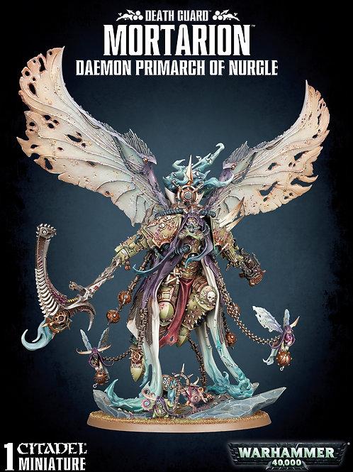 Mortarion - Deamon Primarch of Nurgle