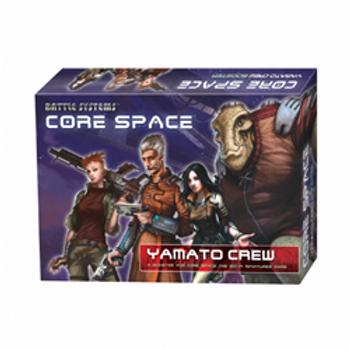 Yamato Crew - Core Space - Battle Systems