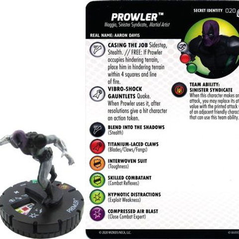 Prowler #020