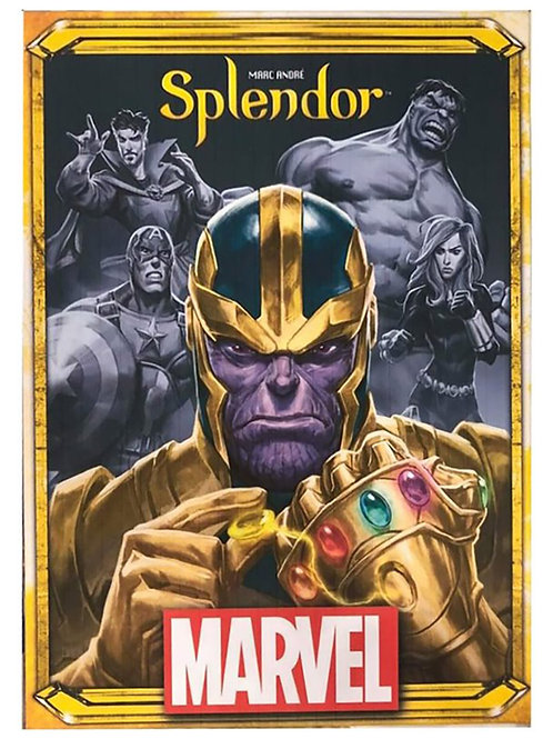 Marvel - Splendor - English