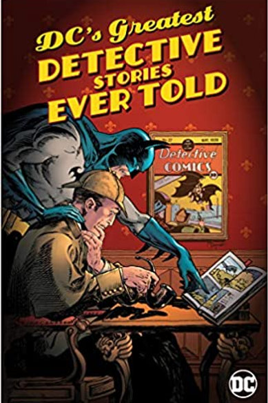 DC's Greatest Detective Stories Ever Told - Trade Paperback