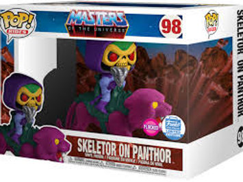 Skeletor On Panthor - Funko Pop 98 Master Of The Universe