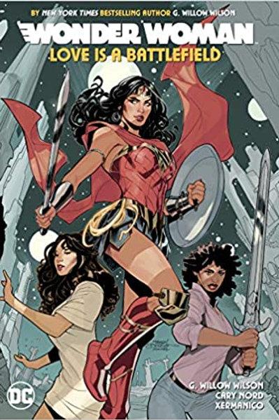 Wonder Woman Vol. 2: Love is a Battlefield - Trade Paperback