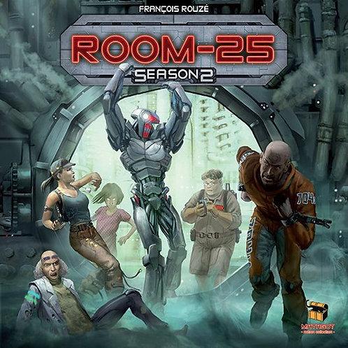 Room-25 Season 2 (Expansion)