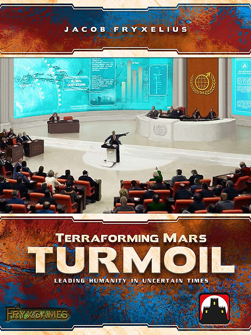 Terraforming Mars, Turmoil (Expansion)