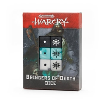 Warcry : Bringer of Death Dice